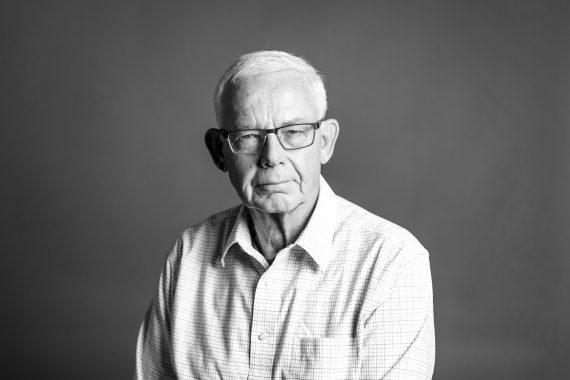 Portrait of Heiner Giese