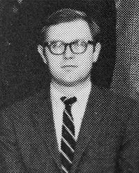 Historical headshot for Bob Lawrence, '69, '71